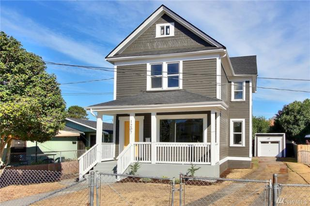 1207 S 16th St, Tacoma, WA 98405 (#1191073) :: Ben Kinney Real Estate Team