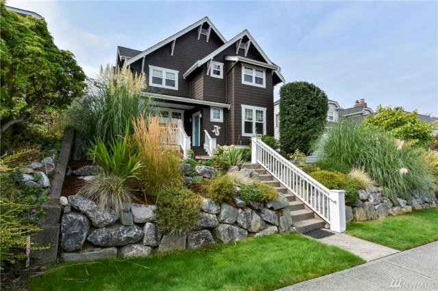 2121 45th Ave SW, Seattle, WA 98116 (#1191565) :: Ben Kinney Real Estate Team