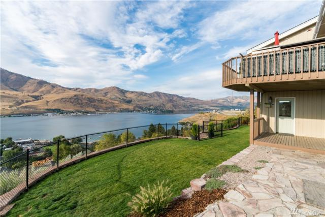804 Golf Course Dr, Chelan, WA 98816 (#1191715) :: Nick McLean Real Estate Group