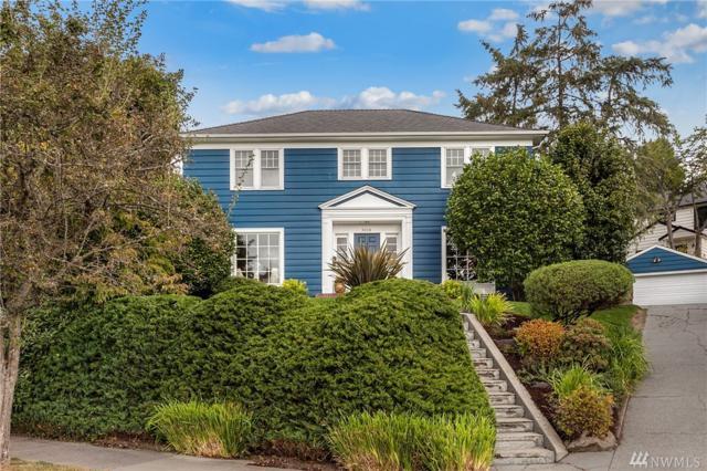 5018 NE 41st St, Seattle, WA 98105 (#1191957) :: Ben Kinney Real Estate Team