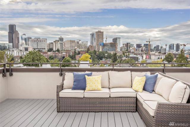 933-B 16th Ave, Seattle, WA 98122 (#1192064) :: Beach & Blvd Real Estate Group