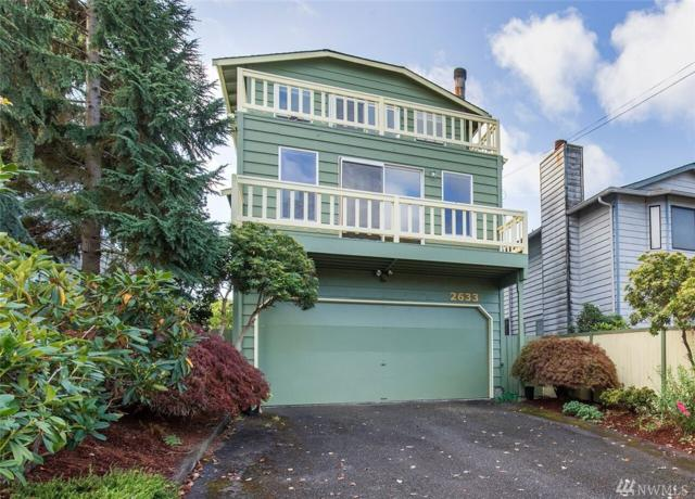 2633 NW 86th St, Seattle, WA 98117 (#1192070) :: Ben Kinney Real Estate Team