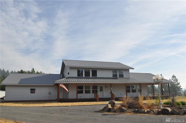 330 Danko Rd, Cle Elum, WA 98922 (#1192477) :: Ben Kinney Real Estate Team