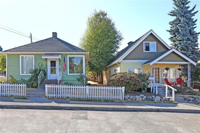 3723-& 3719 20th Ave SW, Seattle, WA 98106 (#1193726) :: Ben Kinney Real Estate Team