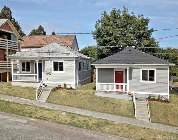 711 S 17th St, Tacoma, WA 98405 (#1193788) :: Ben Kinney Real Estate Team