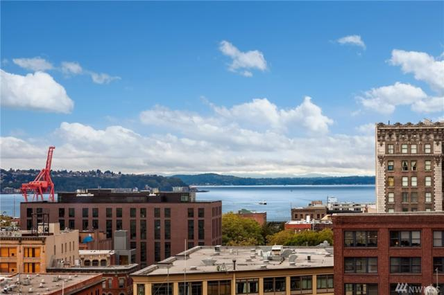108 5th Ave S #701, Seattle, WA 98104 (#1193799) :: Beach & Blvd Real Estate Group