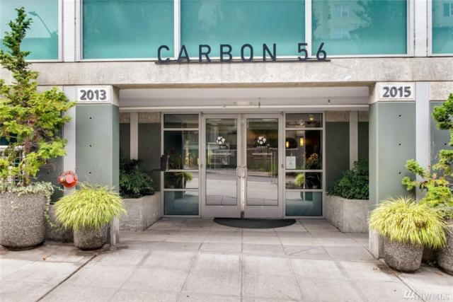 2015 Terry Ave #306, Seattle, WA 98121 (#1193913) :: Ben Kinney Real Estate Team