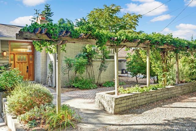 2405 NW 205th St, Shoreline, WA 98177 (#1194517) :: Ben Kinney Real Estate Team