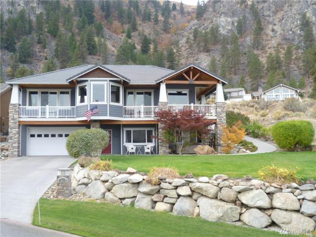 15318 Lakeview St, Entiat, WA 98822 (#1194841) :: Ben Kinney Real Estate Team