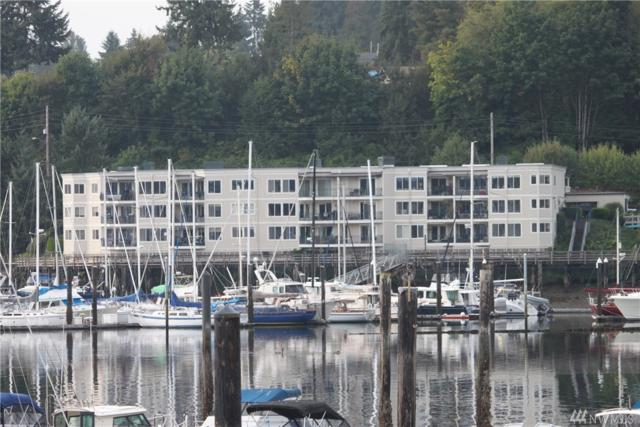 3889 Harborview Dr #103, Gig Harbor, WA 98332 (#1195014) :: Mosaic Home Group