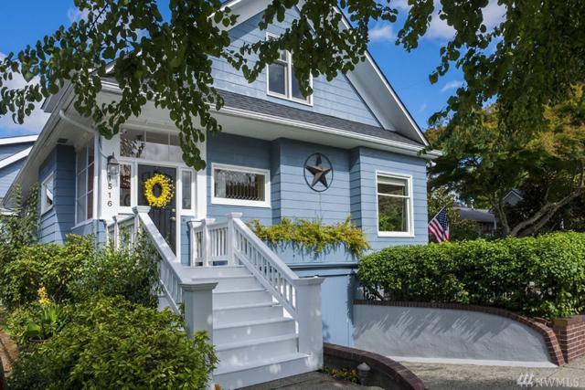 1516 N 55th St, Seattle, WA 98103 (#1195072) :: Beach & Blvd Real Estate Group