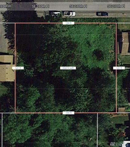 11-xxx SE 210th Place, Kent, WA 98031 (#1195574) :: Icon Real Estate Group