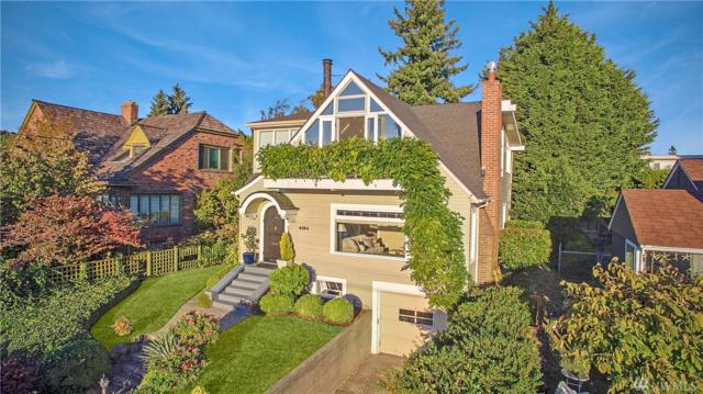 4104 56th Ave SW, Seattle, WA 98116 (#1195659) :: Ben Kinney Real Estate Team