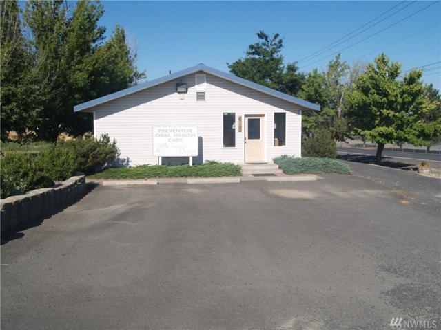 605 W 1st St, Warden, WA 98857 (#1195797) :: Ben Kinney Real Estate Team