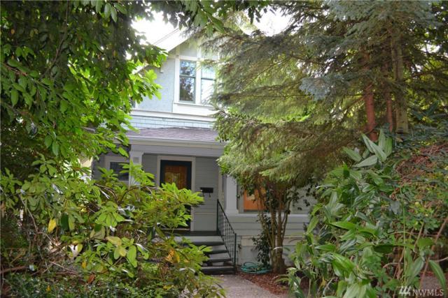 5815 17th Ave NE, Seattle, WA 98105 (#1195804) :: Ben Kinney Real Estate Team