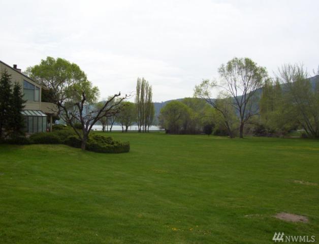 1 Ellowee H-17-E,F,G, Manson, WA 98831 (#1195909) :: Ben Kinney Real Estate Team