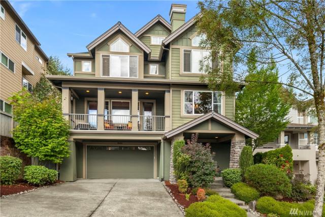 741 Lingering Pine Dr NW, Issaquah, WA 98027 (#1195928) :: Ben Kinney Real Estate Team