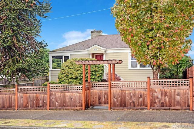 4140 SW Holden St, Seattle, WA 98136 (#1196052) :: Ben Kinney Real Estate Team