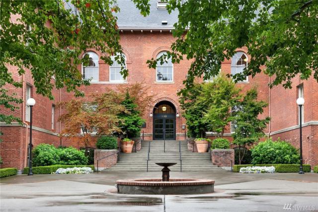 1401 5th Ave W # 106, Seattle, WA 98119 (#1196247) :: Ben Kinney Real Estate Team