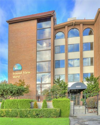 9023 Mary Ave NW #206, Seattle, WA 98117 (#1196262) :: Ben Kinney Real Estate Team