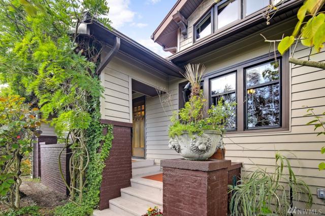 802 N 46th St, Seattle, WA 98103 (#1196444) :: Keller Williams - Shook Home Group
