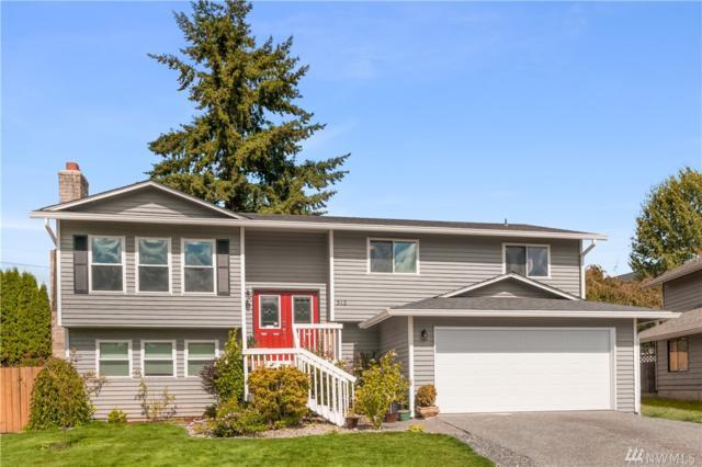 512 20th St, Snohomish, WA 98290 (#1196452) :: Ben Kinney Real Estate Team