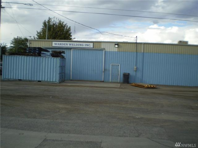 116 N Ash St, Warden, WA 98857 (#1196477) :: Ben Kinney Real Estate Team