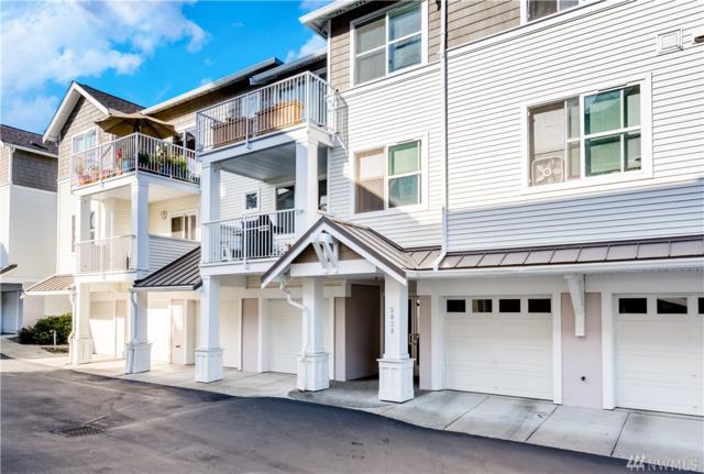 2830 SW Raymond St #203, Seattle, WA 98126 (#1196486) :: Beach & Blvd Real Estate Group