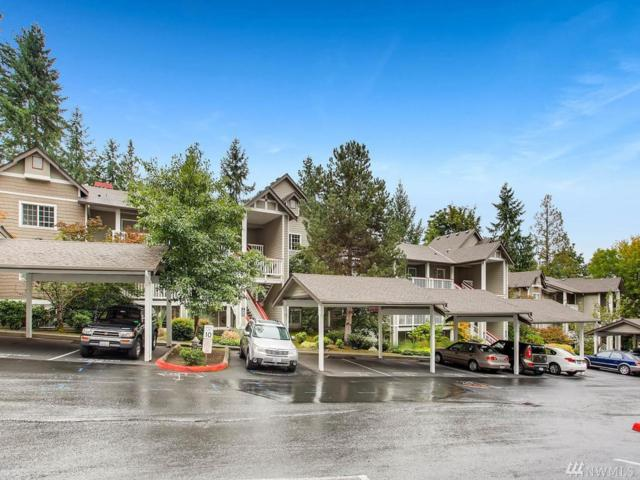 18505 SE Newport Wy B106, Issaquah, WA 98027 (#1196527) :: Ben Kinney Real Estate Team