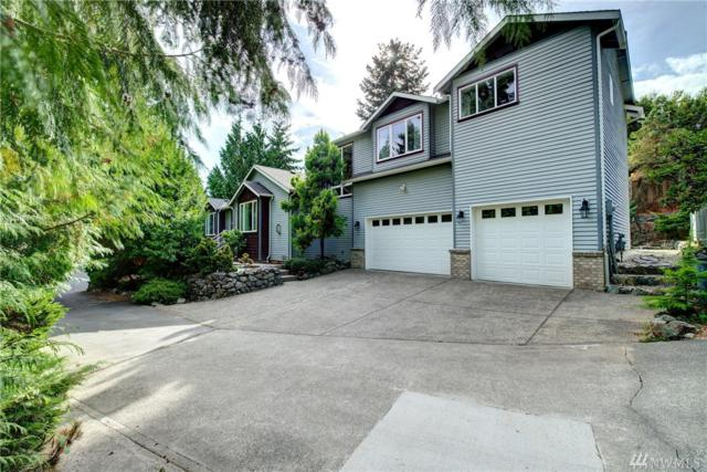 1330 N 150th St, Shoreline, WA 98133 (#1196577) :: The Snow Group at Keller Williams Downtown Seattle