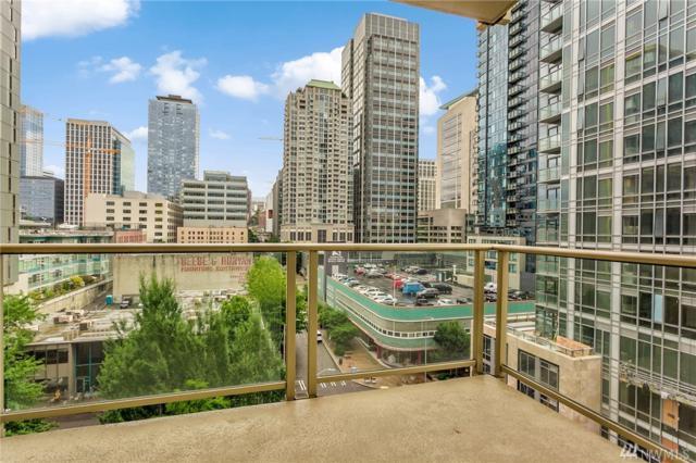 900 Lenora St W701, Seattle, WA 98121 (#1196629) :: Beach & Blvd Real Estate Group