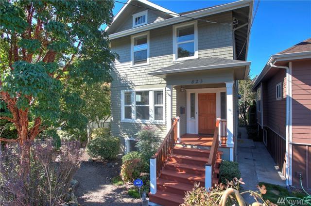 823 Martin Luther King Jr Wy, Seattle, WA 98122 (#1196640) :: Ben Kinney Real Estate Team