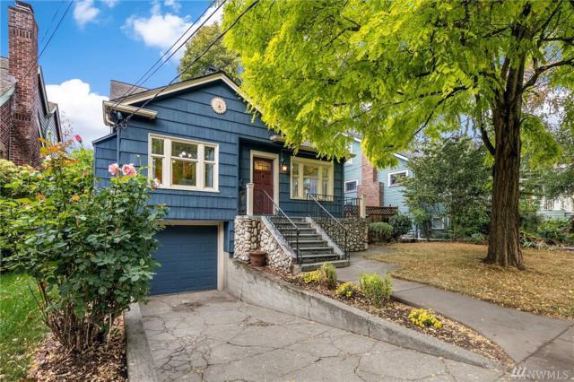 7435 Corliss Ave N, Seattle, WA 98103 (#1196732) :: Beach & Blvd Real Estate Group
