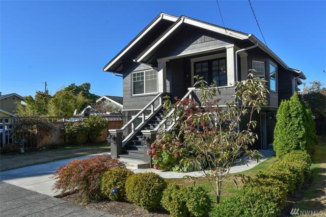 4021 59th Ave SW, Seattle, WA 98116 (#1196961) :: Ben Kinney Real Estate Team