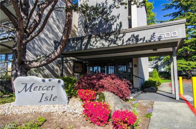 2500 81st Ave SE #120, Mercer Island, WA 98040 (#1196962) :: Keller Williams Realty Greater Seattle