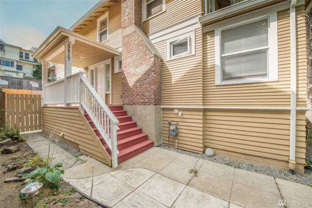 5217 18th Ave NE, Seattle, WA 98105 (#1197018) :: Ben Kinney Real Estate Team