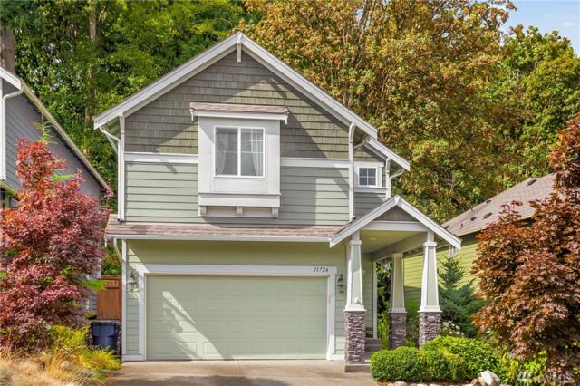 11724 62nd Ave SE, Snohomish, WA 98296 (#1197230) :: Real Estate Solutions Group