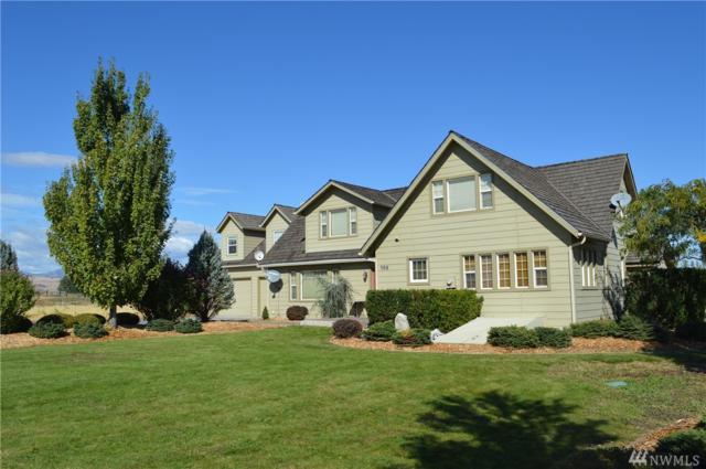 105 Nichols Rd, Omak, WA 98841 (#1197454) :: Ben Kinney Real Estate Team