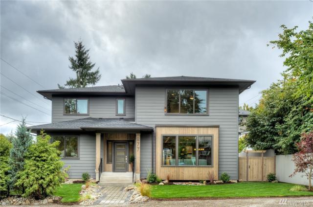877 NW 90th St, Seattle, WA 98117 (#1197455) :: Ben Kinney Real Estate Team