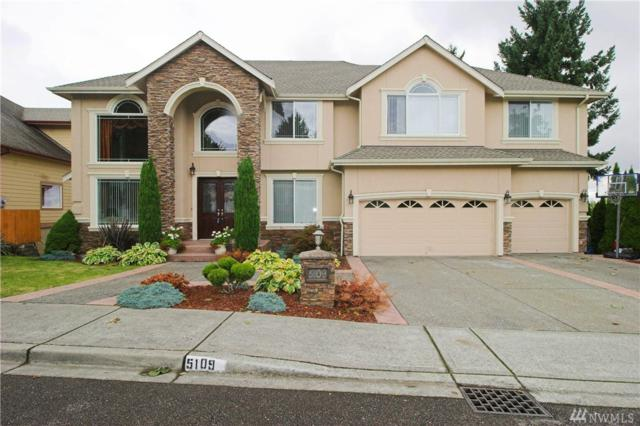 5109 Highland Dr SE, Auburn, WA 98092 (#1197632) :: The Deol Group