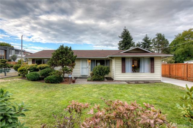 422 NW 97th St, Seattle, WA 98117 (#1197637) :: Beach & Blvd Real Estate Group