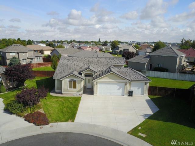 122 S Bristlecone Ct, Moses Lake, WA 98837 (#1197907) :: Ben Kinney Real Estate Team