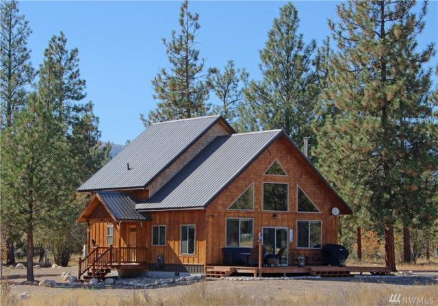 16 N Maughans River Rd, Winthrop, WA 98862 (#1197976) :: Ben Kinney Real Estate Team