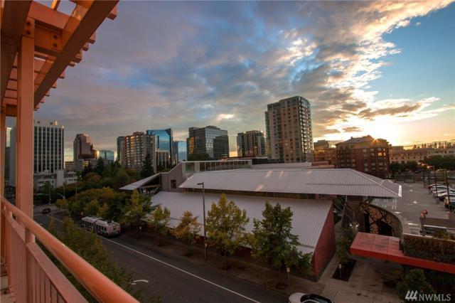 11004 NE 11th St #511, Bellevue, WA 98004 (#1197993) :: Ben Kinney Real Estate Team