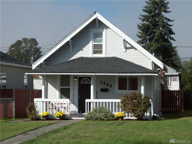 1822 Lombard, Everett, WA 98201 (#1198042) :: Ben Kinney Real Estate Team