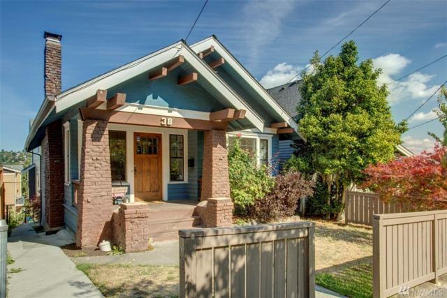 38 Florentia St, Seattle, WA 98109 (#1198167) :: Ben Kinney Real Estate Team