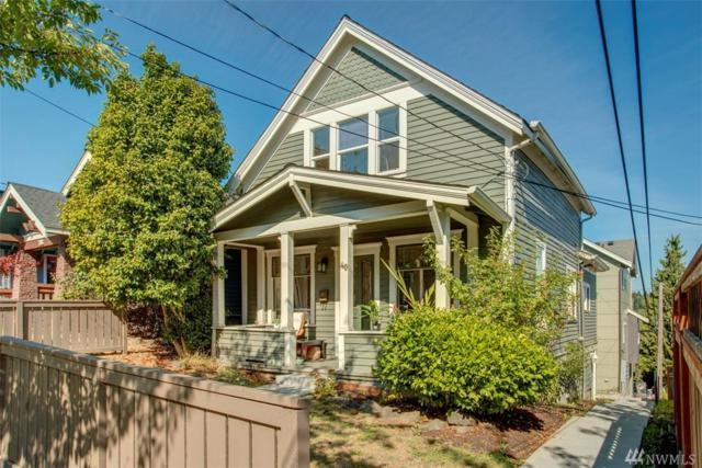 40 Florentia St, Seattle, WA 98109 (#1198168) :: Ben Kinney Real Estate Team