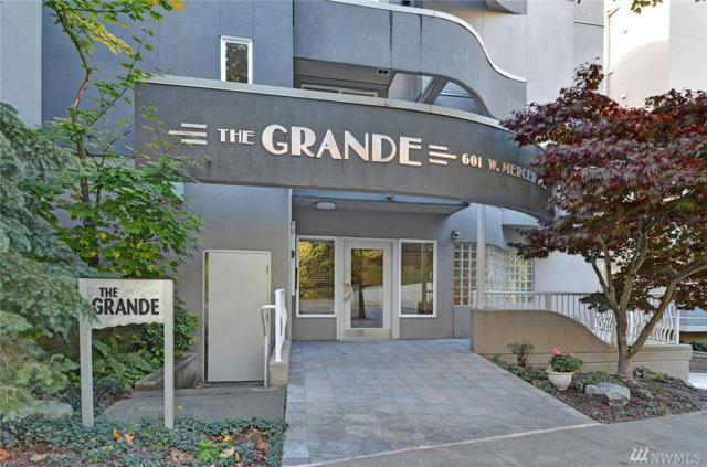 601 W Mercer Place #205, Seattle, WA 98119 (#1198263) :: Homes on the Sound