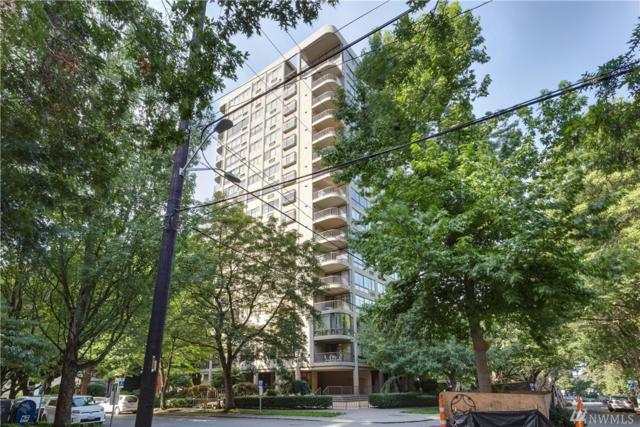 1120 Spring St #202, Seattle, WA 98104 (#1198422) :: The Madrona Group