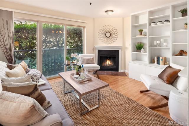 511 E Roy St #113, Seattle, WA 98102 (#1198507) :: Beach & Blvd Real Estate Group